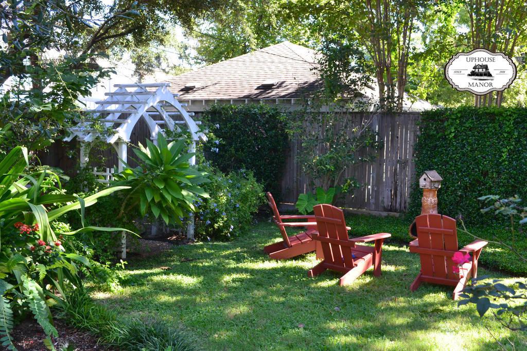 Uphouse Backyard